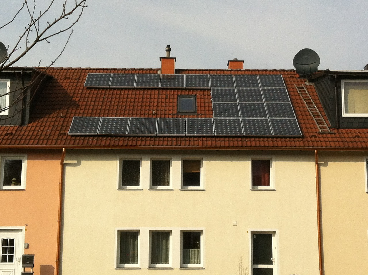 Solaranlage mieten statt kaufen