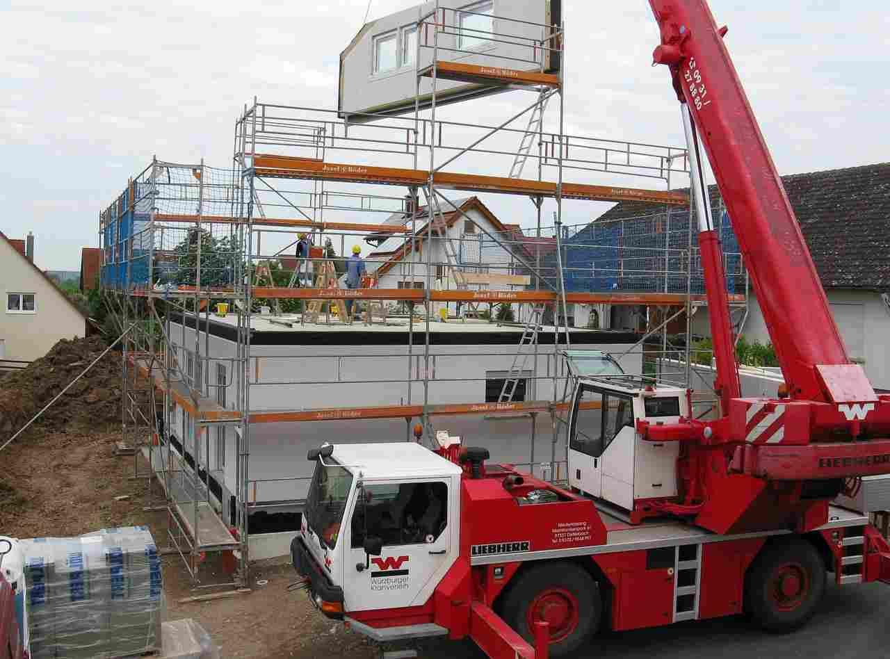 Sind massive Häuser eine sichere Wertanlage ?